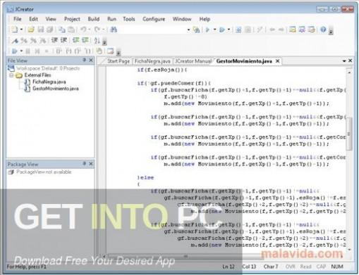 JCreator Pro Offline Installer Download-GetintoPC.com