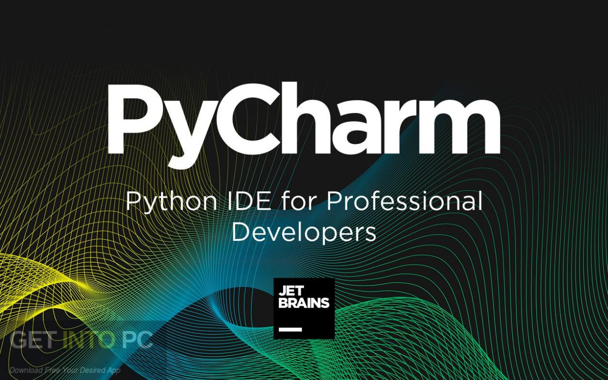 JetBrains PyCharm Pro 2019 Free Download-GetintoPC.com