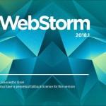 JetBrains WebStorm 2018 Free Download