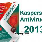Kaspersky 2013 Setup For Windows Free Download
