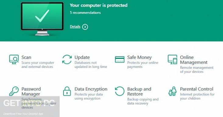 Kaspersky Anti-Virus 2017 Direct Link Download