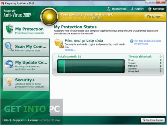 Kaspersky Antivirus 2010 Direct Link Download