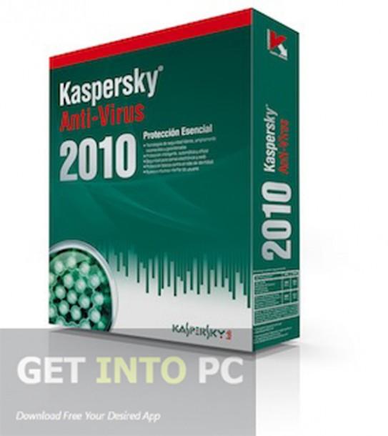 Kaspersky Antivirus 2010 Free Download