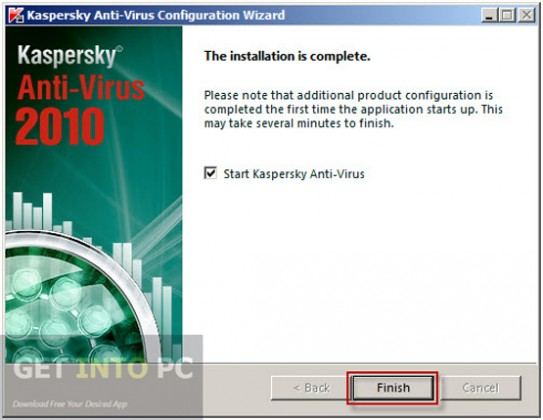 Kaspersky Antivirus 2010 Latest Version Download