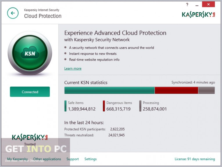 Kaspersky Internet Security 2016 Latest Version Download