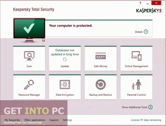 Kaspersky Internet Security 2016 Offline Installer Download