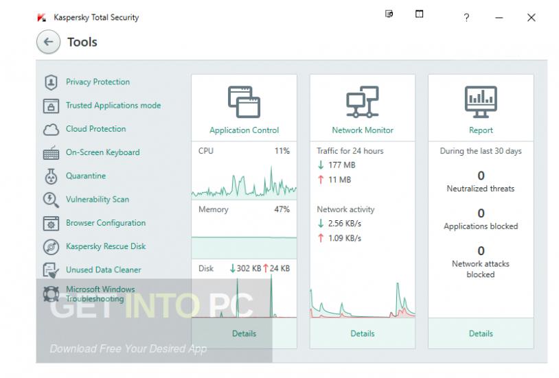 Kaspersky Total Security 2017 Offline Installer Download