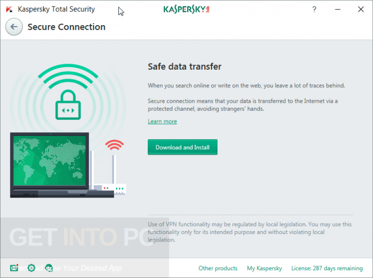 Kaspersky Total Security 2018 Latest Version Download