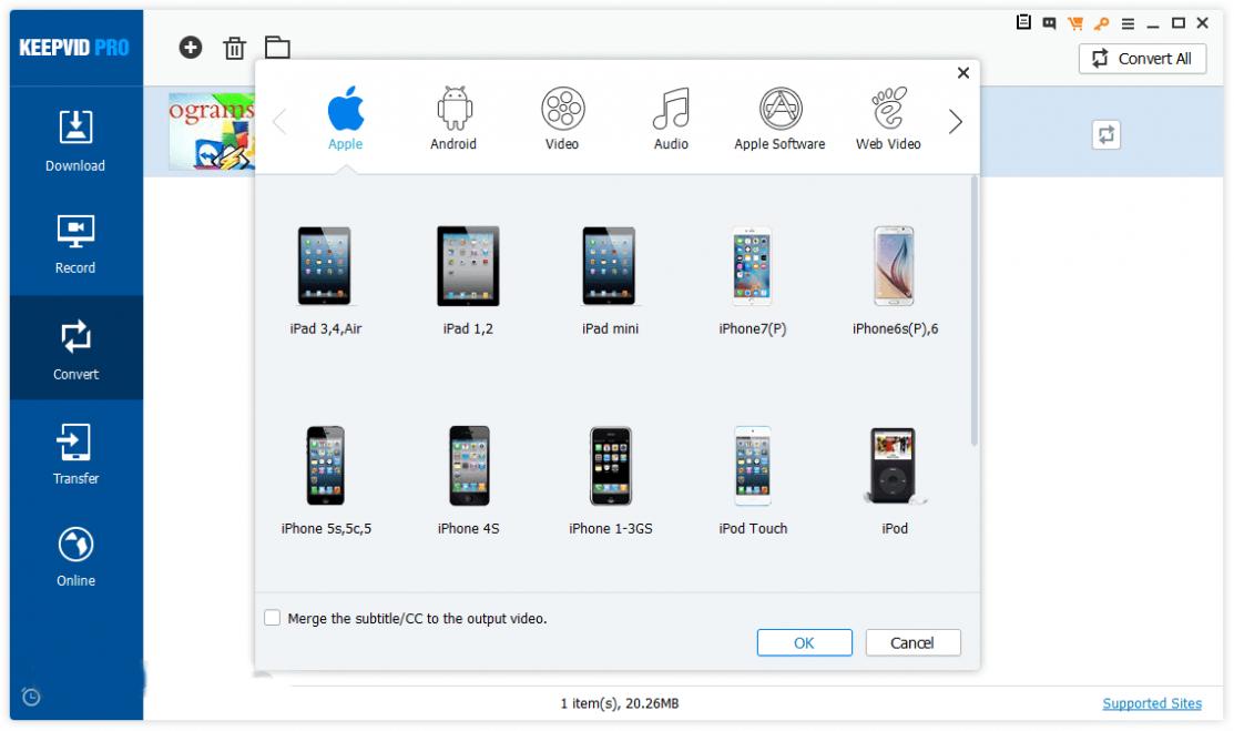 KeepVid Pro 7.3.0.2 + Portable Offline Installer Download