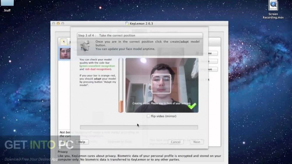KeyLemon Face Password Latest Version Download-GetintoPC.com