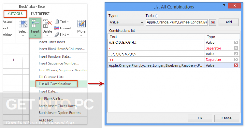 Kutools for Excel Word Latest Version Download