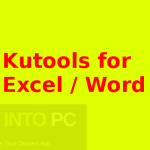 Kutools for Excel / Word Free Download