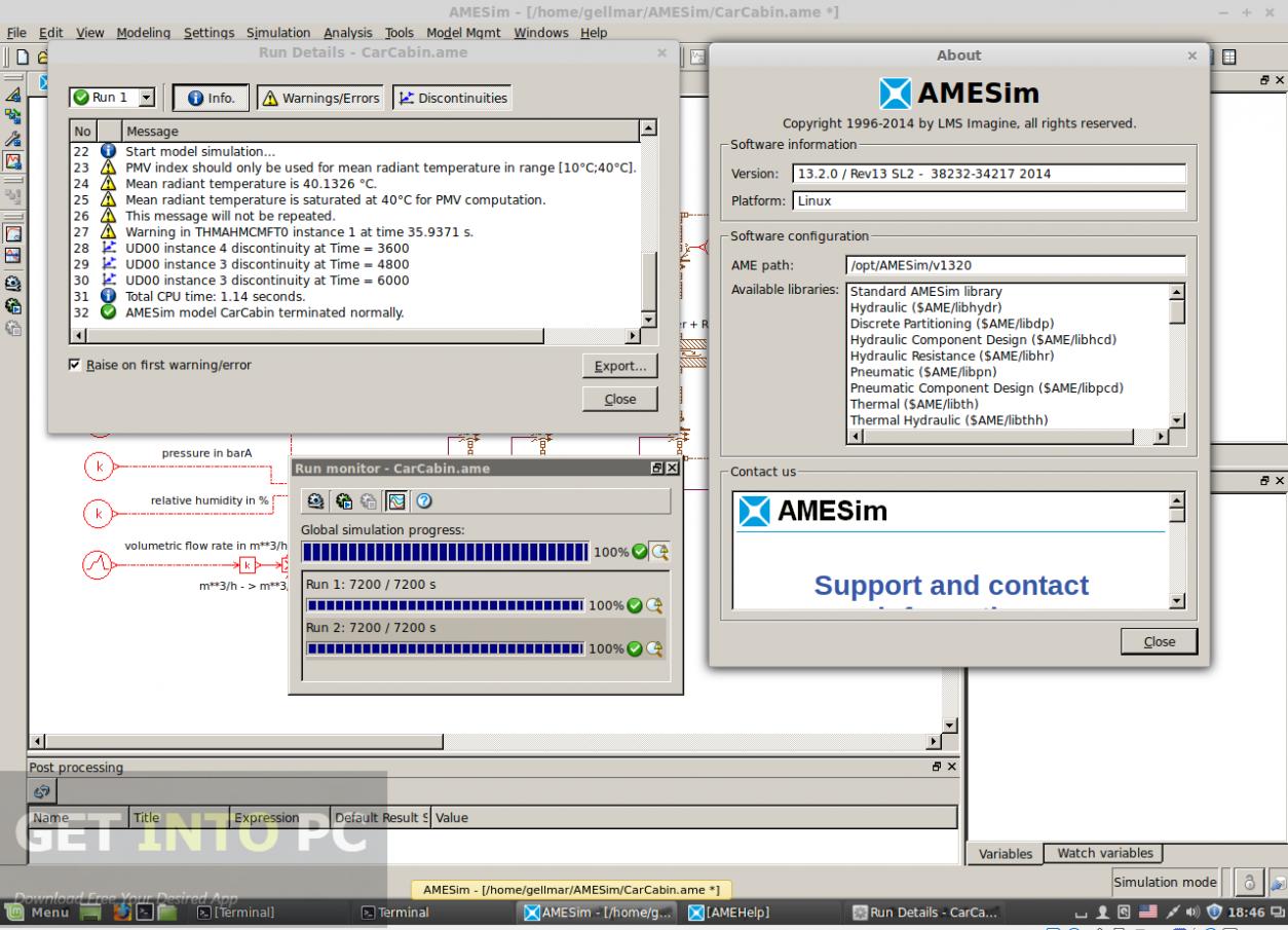 LMS Imagine Lab Amesim R14 Offline Installer Download