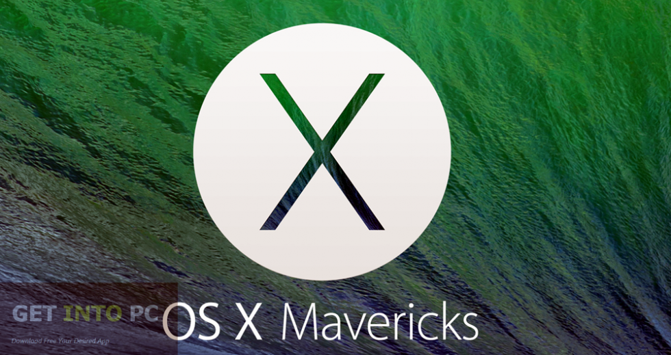 Mac OS X Mavericks Free Download
