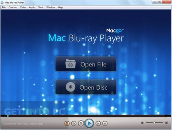 Macgo Windows Blu-ray Player offline Installer Download