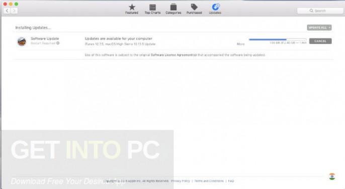 MacOS High Sierra 10.13.5 Offline Installer Download