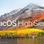 MacOS High Sierra v10.13.3 (17D47) Free Download