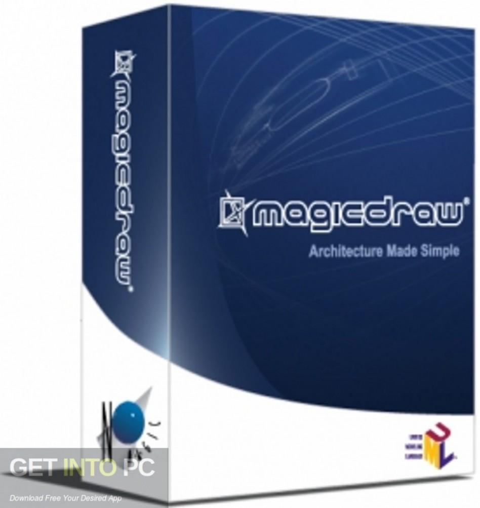 MagicDraw UML Enterprise Free Download-GetintoPC.com
