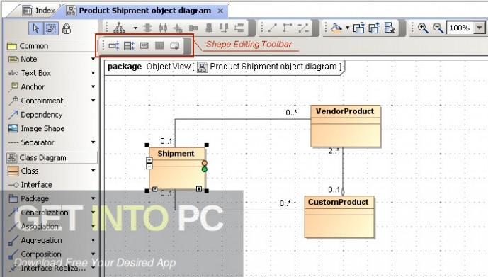 MagicDraw UML Enterprise Latest Version Download-GetintoPC.com