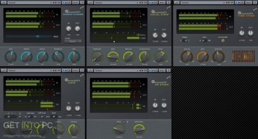 MAGIX Audio Music Lab 2014 Premium Latest Version Download-GetintoPC.com