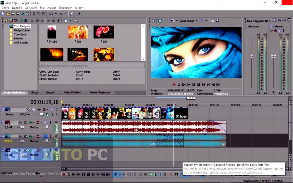 MAGIX Vegas Pro 13 Latest Version Download