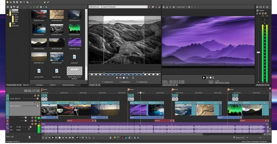 MAGIX VEGAS Pro 15 Direct Link Download