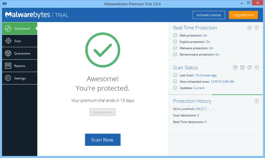 Malwarebytes Premium 3.5.1.2522 Direct Link Download