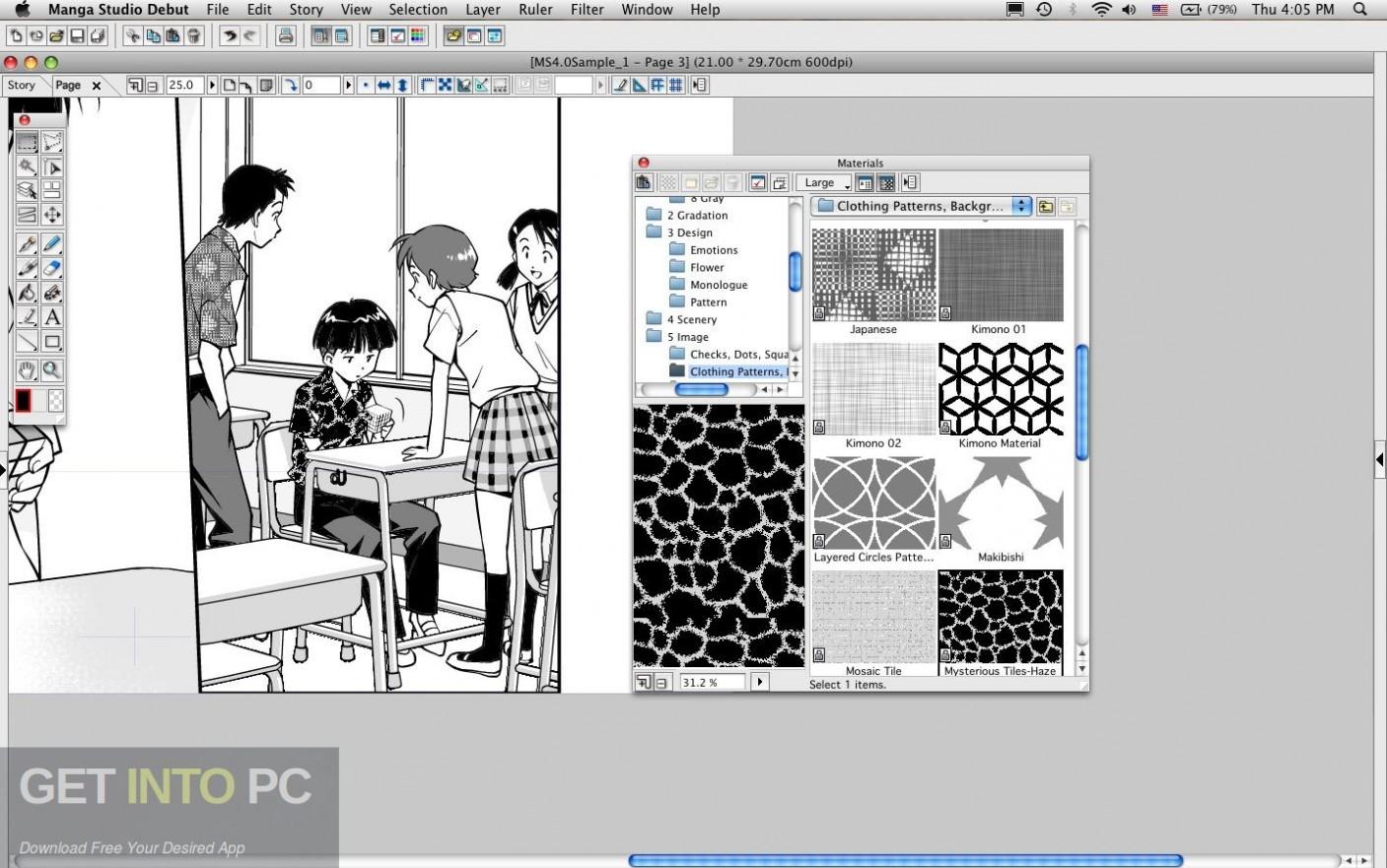 Manga Studio Download Mac