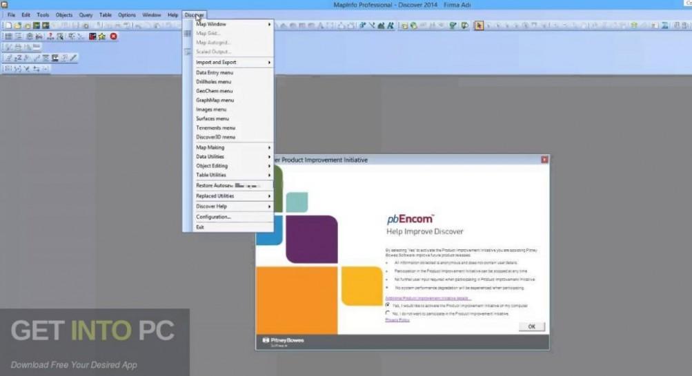 Mapinfo Discover Encom 2013 DIrect Link Download-GetintoPC.com