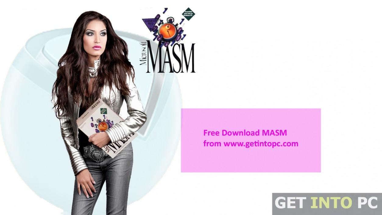 MASM Free Download