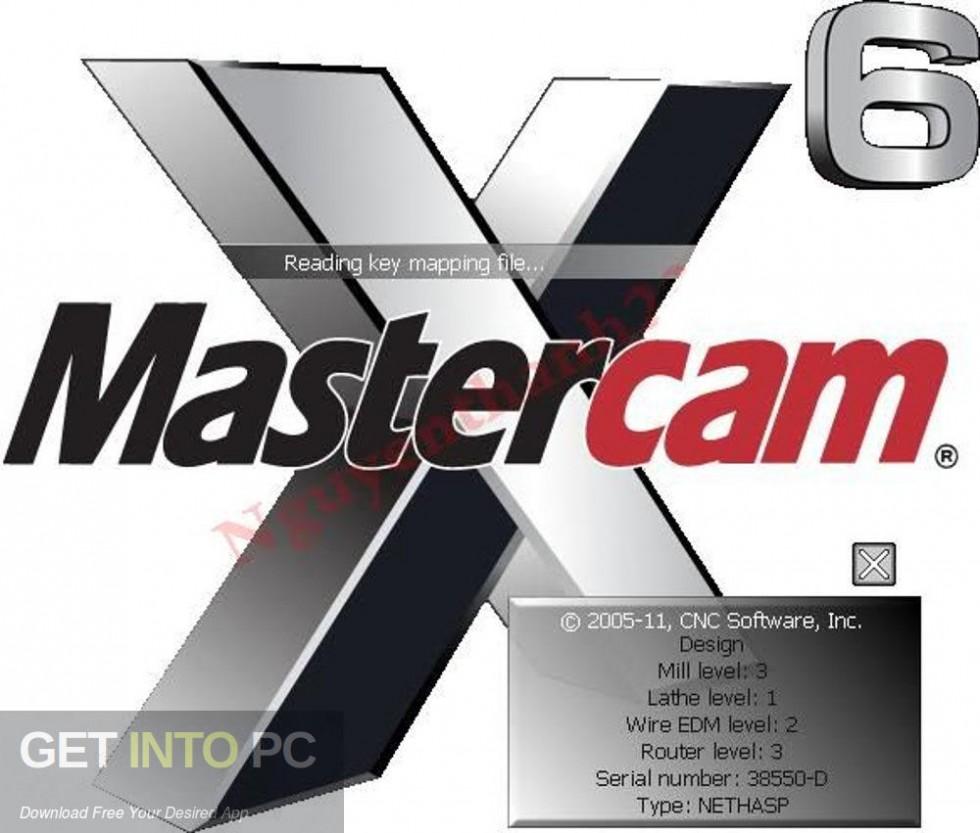 MasterCAM X6 Free Download-GetintoPC.com