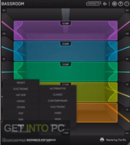 Mastering The Mix BASSROOM VST Offline Installer Download-GetintoPC.com