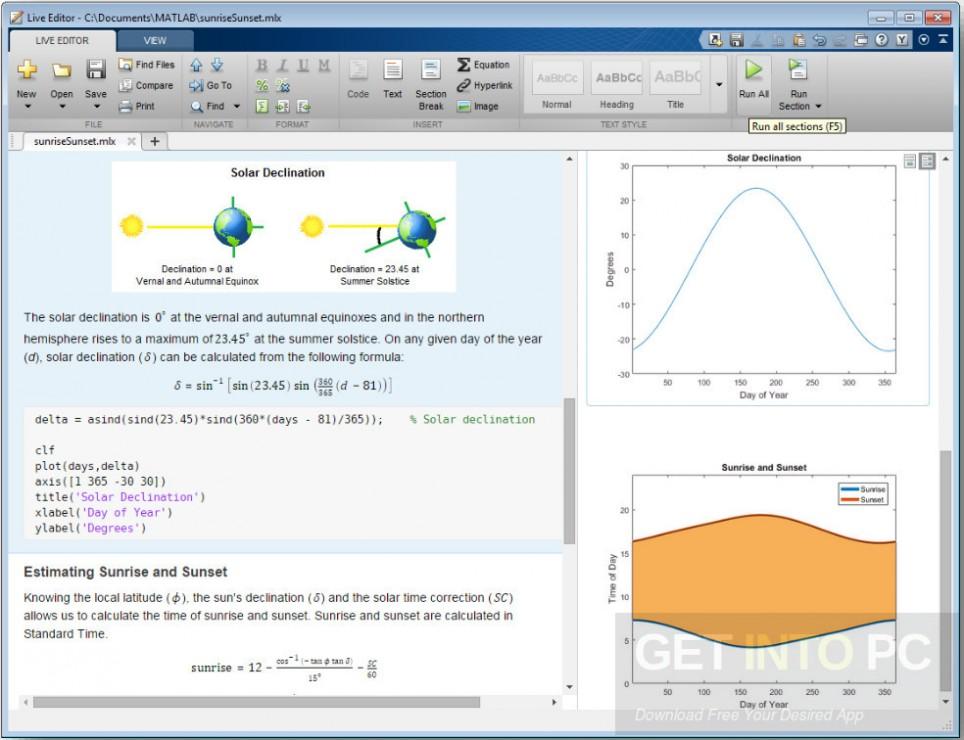 MathWorks MATLAB R2016a Latest Version Download