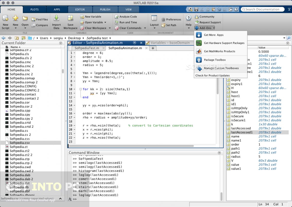 MATLAB R2015a Latest Version Download