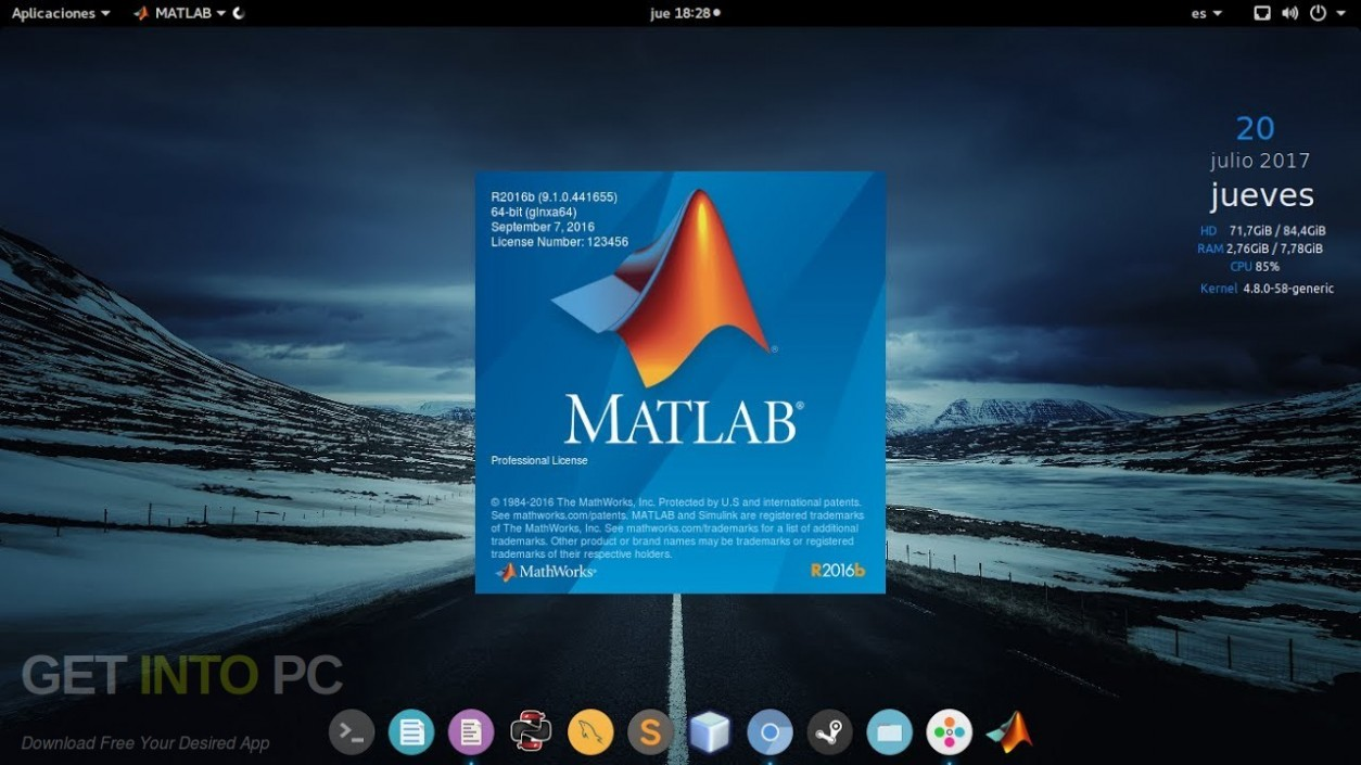MATLAB R2018a for Mac Free Download-GetintoPC.com