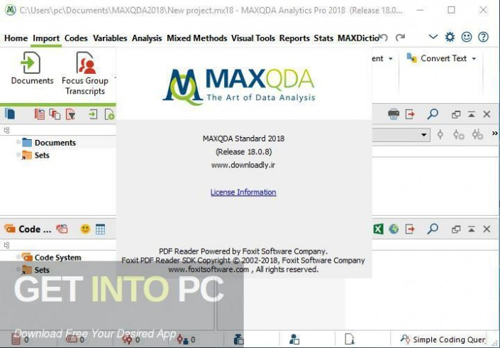 MAXQDA Analytics Pro 10 Free Download