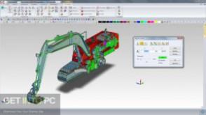 Megatech MegaCAD 3D 2016 Free Download-GetintoPC.com