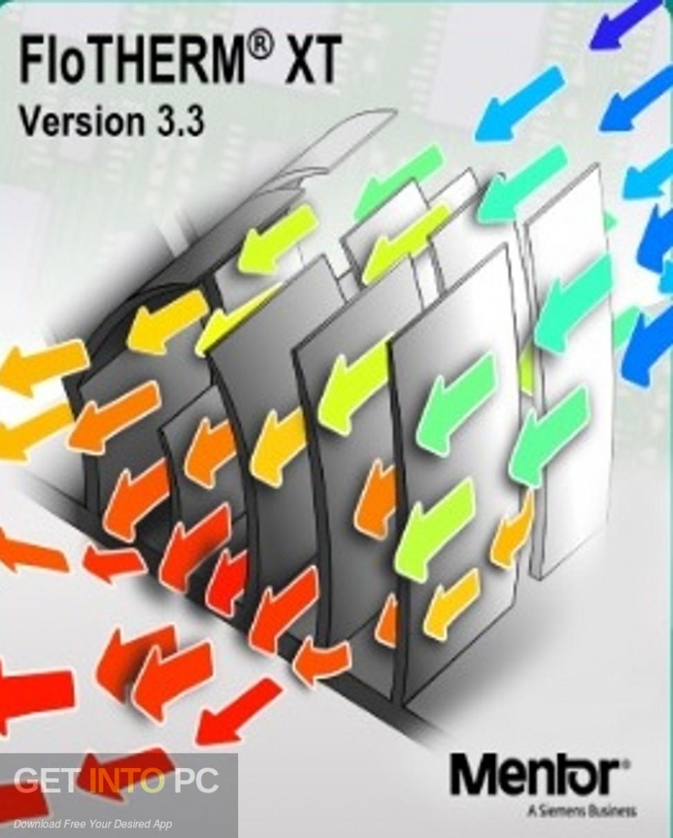 Mentor Graphics FloTHERM XT 2018 Free Download-GetintoPC.com