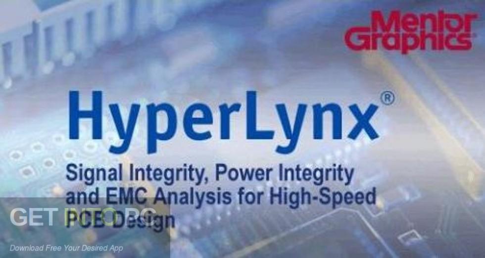 Mentor Graphics HyperLynx Free Download-GetintoPC.com