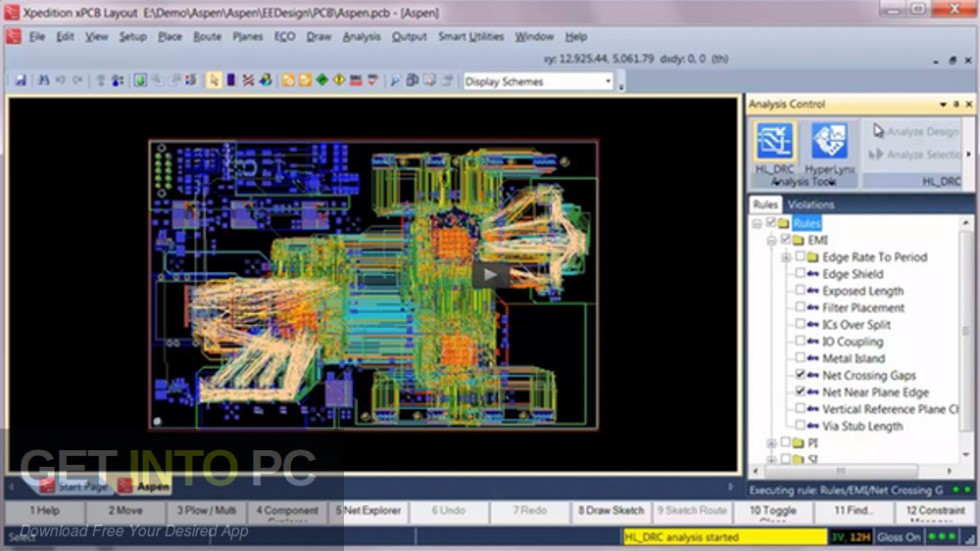 Mentor Graphics HyperLynx Offline Installer Download-GetintoPC.com