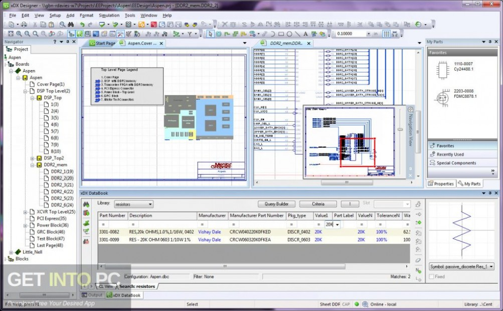 Mentor Graphics PADS Standard Plus Latest Version Download-GetintoPC.com