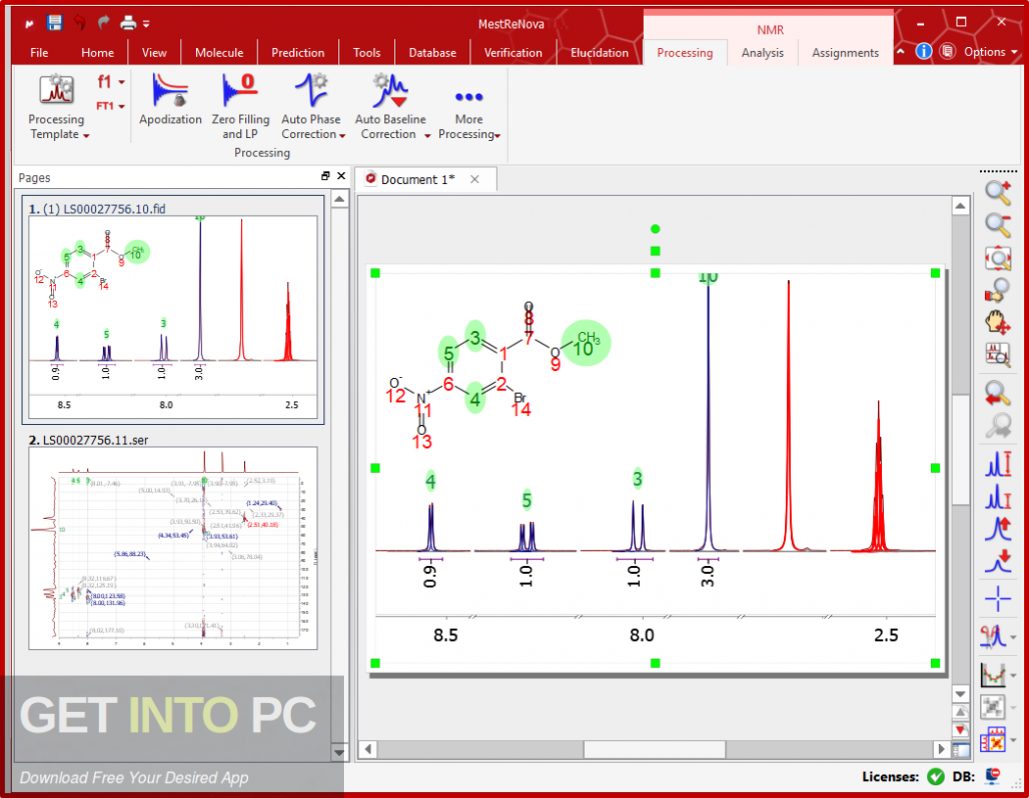 Mestrelab Research Mnova 2020 Offline Installer Download