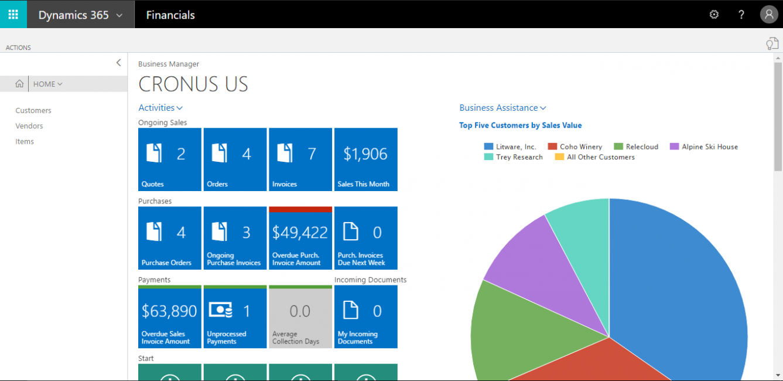 Microsoft Dynamics NAV 2017 Latest Version Download