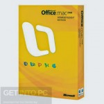 Microsoft Office 2008 DMG for Mac OS Free Download