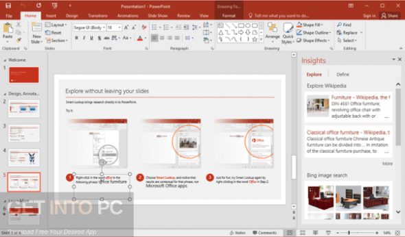 Microsoft Office 2016 ProPlus With Mar 2017 Latest Version Download
