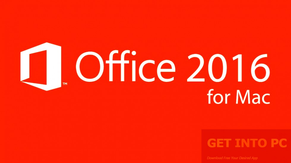 Microsoft Office for Mac 2016 v15.22 Free Download