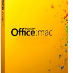 Microsoft Office for Mac Standard 2016 DMG Free Download