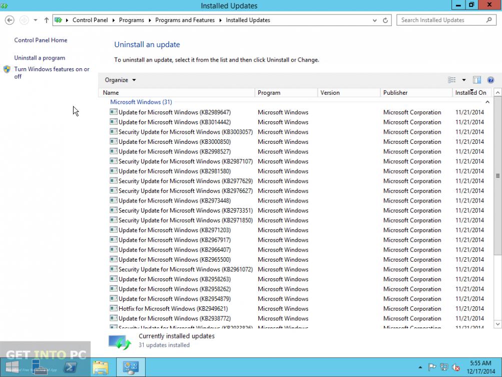 Microsoft Server 2012 R2 VL x64 MSDN DVD ISO Direct Link Download