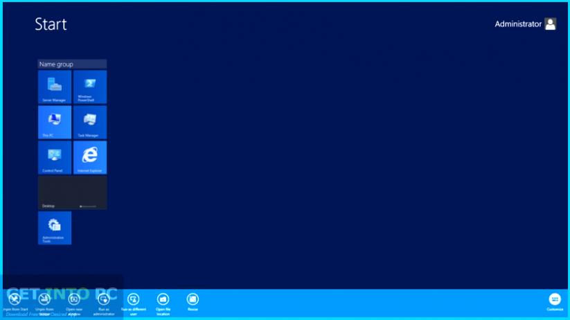 Microsoft Server 2012 R2 VL x64 MSDN DVD ISO Offline Installer Download