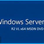 Microsoft Server 2012 R2 VL MSDN DVD ISO Free Download